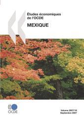 Études économiques de l'OCDE : Mexique 2007