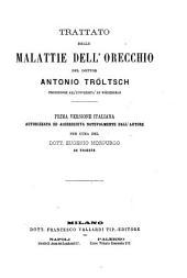 Trattato delle malattie dell'orecchio del dottor Antonio Troltsch