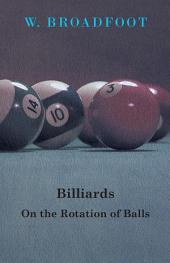 Billiards - On The Rotation Of Balls