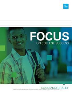 FOCUS on College Success Book