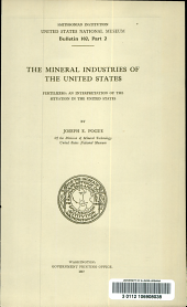 Fertilizers: An Interpretation of the Situation in the United States