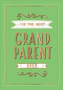 For the Best Grandparent Ever PDF