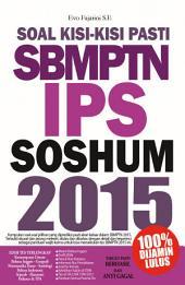 Soal Kisi-Kisi Pasti SBMPTN IPS SOSHUM 2015: 100% Dijamin Lulus