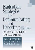 Evaluation Strategies for Communicating and Reporting PDF
