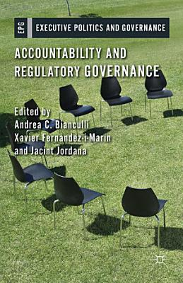 Accountability and Regulatory Governance PDF