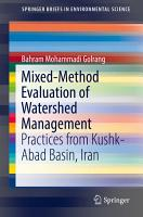 Mixed Method Evaluation of Watershed Management PDF