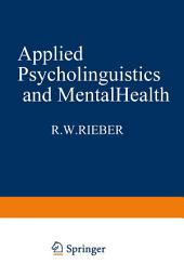 Applied Psycholinguistics and Mental Health