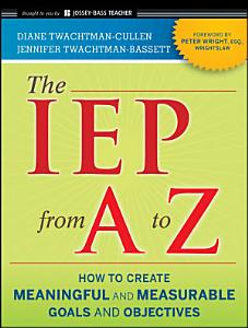 The IEP from A to Z PDF