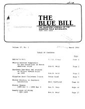 The Blue Bill PDF
