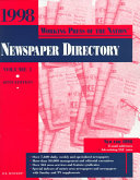 Working Press of the Nation  1998 PDF