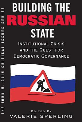 Building The Russian State PDF