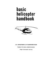 Basic Helicopter Handbook
