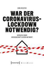 War der Coronavirus Lockdown notwendig  PDF