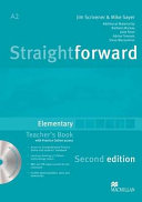 Straightforward  2nd Edition  Elementary Teacher s Book Pack