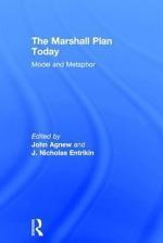 The Marshall Plan Today