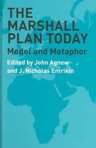 The Marshall Plan Today PDF