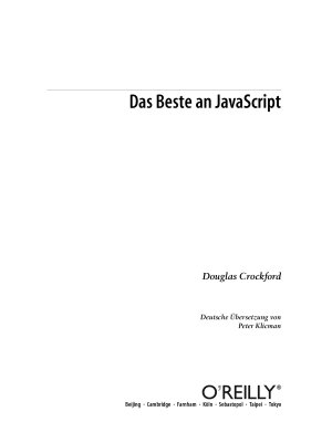 Das Beste an JavaScript PDF