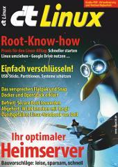 c't Linux 2017: Praxis und Root-Know-How für den Linux-Alltag
