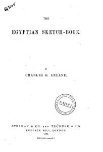 The Egyptian Sketch book PDF
