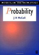 Probability - Modular Mathematics Series
