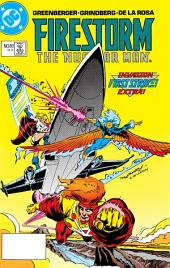 Firestorm: The Nuclear Man (1987-) #80