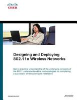 Designing and Deploying 802 11n Wireless Networks PDF