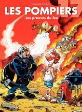 Les Pompiers - Tome 16 - Les Preuves du feu