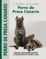 Perro De Presa Canario PDF