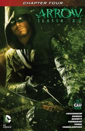 Arrow: Season 2.5 (2014-) #4