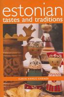 Estonian Tastes and Traditions PDF