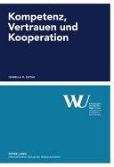 Kompetenz  Vertrauen Und Kooperation PDF