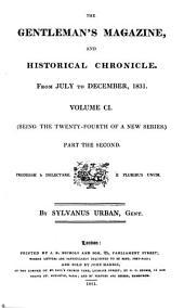 Gentleman's Magazine, Or Monthly Intelligencer: Volume 32