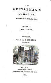 Gentleman's Magazine, Or Monthly Intelligencer: Volume 40