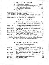 Traité de l'harmonie reduite à ses principes naturels; divisé en quatre livres. ... Par monsieur Rameau, organiste de la cathedrale de Clermont en Auvergne