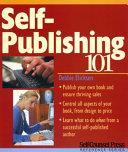Self-Publishing 101