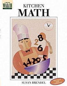 Kitchen Math Book