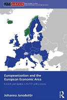 Europeanization and the European Economic Area PDF