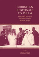 Christian Responses to Islam