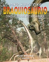 Braquiosaurio: Dinosaurio de patas largas
