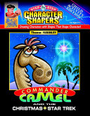 Commander Camel and the Christmas Star Trek