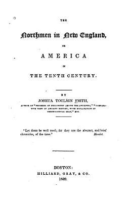The Northmen in New England PDF