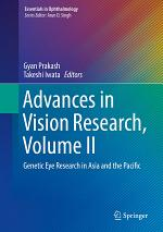 Advances in Vision Research, Volume II
