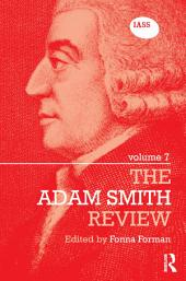 The Adam Smith Review: Volume 7