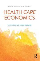 Health Care Economics PDF