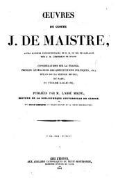 Œuvres ... publiées par M. l'Abbé Migne