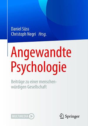 Angewandte Psychologie PDF