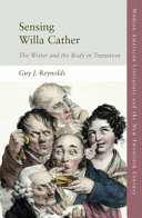 Sensing Willa Cather