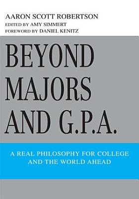 Beyond Majors and G p a  PDF