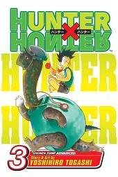 Hunter x Hunter, Vol. 3: Resolution