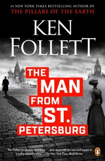 The Man from St  Petersburg Book